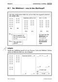 Mathematik, Daten, Zufall & Wahrscheinlichkeit, Datenauswertung, Mittelwert, Durchschnitt