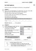 Mathematik, Zahlen & Operationen, geschickt rechnen, sachrechnen, informationen aus texten
