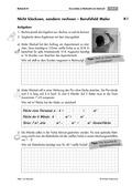 Mathematik, Größen & Messen, Größeneinheiten, anwendung im alltag, sachrechnen