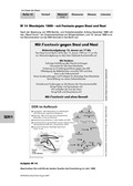 Geschichte, Epochen, Handlungs- und Kulturräume, Leitprobleme, 20. Jahrhundert bis zur Gegenwart, Deutsche Geschichte, Freiheitsverständnis und Partizipationsstreben, DDR, Widerstand, Mauerfall, Stasi, 1989
