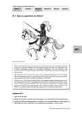 Geschichte, Epochen, Leitprobleme, Mittelalter, Lebenswelten, Ritter im Mittelalter, Europa