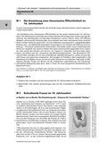 Geschichte, Dimensionen historischer Erfahrung, Geschlechtergeschichte, Gender Studies, Aufklärung