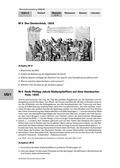"""Geschichte, Epochen, Leitprobleme, Französische Revolution bis zum 1. Weltkrieg, Geschehen und deren mediale Vermittlung, Revolution 1848/1849, Georg Weerth: """"Hungerlied"""", Robert Prutz: """"Lügenmärchen"""", Karikatur"""