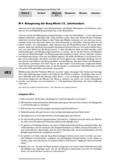 Geschichte, Epochen, Leitprobleme, Mittelalter, Lebenswelten, Burgbelagerung im Mittelalter