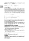 Biologie, Biosysteme im Stoff- und Energiefluss, Bau und Funktion von Biosystemen, Stoffwechsel, Proteine, Enzyme
