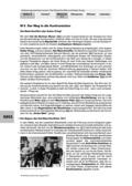 Geschichte, Epochen, Dimensionen historischer Erfahrung, Leitprobleme, 20. Jahrhundert bis zur Gegenwart, Politikgeschichte, Konflikte, Kriege, Frieden, Herrschaft und politische Ordnungsentwürfe, Mauerfall, Ost-West-Konflikt, Kriegsende 1945, Blockbildung