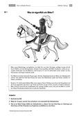 Geschichte, Epochen, Leitprobleme, Mittelalter, Lebenswelten, Ritter im Mittelalter, Tugenden eines Ritters im Mittelalter