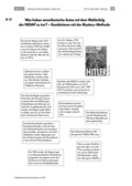 Geschichte, Epochen, Dimensionen historischer Erfahrung, 20. Jahrhundert bis zur Gegenwart, Politikgeschichte, Nationalsozialismus, NSDAP, Amerika