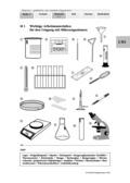 Biologie, Bau und Funktion von Biosystemen, Mikrobiologie, Einzeller, Bakterien