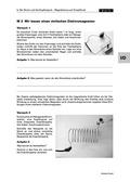 Physik, Elektrizitätslehre, Spule, Elektromagnet, Strom