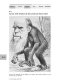 Biologie, Entstehung und Entwicklung von Lebewesen, Evolution, Evolutionstheorien, Darwin