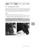 Biologie, Bau und Funktion von Biosystemen, Tier, Pferd