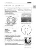 Physik, Mechanik, Energie, Fotovoltaik, Erneuerbare Energien, alternative Energien, Sonneneinstrahlung