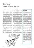 Biologie, Informationsverarbeitung in Lebewesen, Humanbiologie, Sinnwahrnehmung, Sinnesorgane, Experiment, Forschung, Vergleich