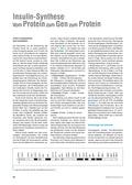 Biologie, Entstehung und Entwicklung von Lebewesen, Informationsverarbeitung in Lebewesen, Genetik, Botenstoffe, Hormone, Insulin