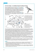 Biologie, Bau und Funktion von Biosystemen, Interaktion von Organismus und Umwelt, Tier, Ökologie, Vögel, Verbreitungsgebiet, Vogel, arten
