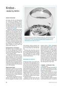 Biologie, Biosysteme im Stoff- und Energiefluss, Ökosystem, krebse