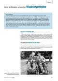 Biologie, Entstehung und Entwicklung von Lebewesen, Genetik, Vererbung, Erbkrankheit