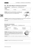 Physik, Magnetismus, Mechanik, Kraft/Kräfte, Kompass