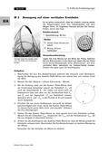 Physik, Mechanik, Kraft/Kräfte, Kreisbewegung