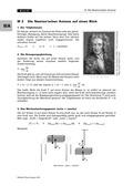 Physik, Mechanik, Einheiten, newtonsche Axiome, Newton