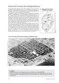 Erdkunde, Länderkunde, Siedlungsräume, Städte, Stadtgeographie, stadtplan, urbane räume