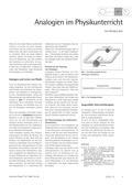 Physik, Elektrizitätslehre, Strom, Stromkreis