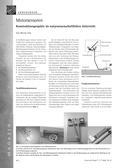 Physik, Elektrizitätslehre, Sensoren, elektrizitätslehre, schülerexperiment