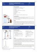 Physik, Wärmelehre, Akustik, Schwingung, Mechanik, Volumen, Resonanz, Federpendel, schülerexperiment, lehrerexperiment
