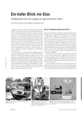 Physik, Optik, Wechselwirkung, Brechung, Linse, alltagsphänomen, schülerexperiment