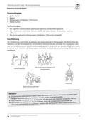 Sport, soziale Fähigkeiten, Vertrauen, Anspannung, Gleichgewicht