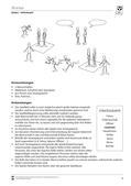 Sport_neu, Sekundarstufe I, Spielen, gruppe, Spiel, Bewegung