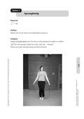 Sport, Gymnastik/Tanz, Leichtathletik, Springen, geräte, Seil