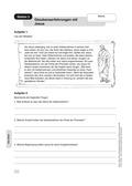 Religion-Ethik, Religion, Gott, Begegnungen mit Gott in der Bibel, Bibel, Zolleinnehmer Levi