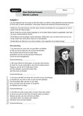 Religion-Ethik, Religion, Religion und Religiosität, Gott, Gebete als Begegnungen mit Gott, Begegnungen mit Gott in der Bibel, Gebet, Martin Luther
