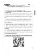 Religion-Ethik, Religion, Jesus Christus, Entstehung des NT, Apostel, Apostel Paulus, Jesus