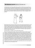 Religion-Ethik, Religion, Gott, Begegnungen mit Gott in der Bibel, Maria, Gabriel, Rafael, Engel, Jesus
