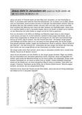 Religion-Ethik, Religion, Religion und Religiosität, religiöse Feste und Bräuche, Palmsonntag, Jesus