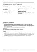 Chemie, Analytische Chemie, Trennverfahren, Stoffgemisch, Teilchenmodell