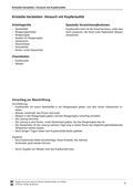 Chemie, Allgemeine Chemie, Kristalle, Kristallisation