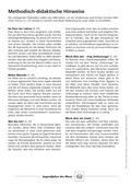Religion-Ethik, Religion, Gott, Begegnungen mit Gott in der Bibel, Bibel, Mose