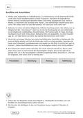 Religion-Ethik, Ethik, Diskriminierung, Gewalt und Toleranz, Konflikte und Konfliktlösungen, Konflikt, Autorität, Fallbeispiele
