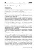 Erdkunde, Methodik, Kartographie & Orientierung, kartenkompetenz, satellitenbild