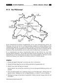 Erdkunde, Wirtschaft, Siedlungsräume, Verkehr, Infrastruktur, Verkehrsmittel, Zug, berlin