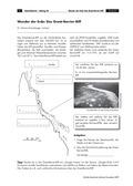 Erdkunde, Naturbedingungen und -ereignisse, Mensch-Umwelt-Beziehung, Landschaftsformen und -prozesse, Gewässer, Ökosysteme, Geologie, Meere, befragung