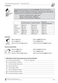 Französisch, Grammatik, Didaktik, Pronomen, Lernzielkontrollen, Übersetzungen, Possessivpronomen, Didaktik