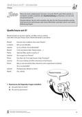Französisch, Themen, Didaktik, Alltag, Lernzielkontrollen, Jahr, Uhrzeit, übersetzungen, Didaktik