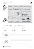 Französisch, Didaktik, Grammatik, Lernzielkontrollen, Zeitformen, imparfait, Didaktik, Grammatik
