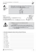 Französisch, Didaktik, Grammatik, Übersetzungen, Pronomen, Lernzielkontrollen, Reflexivpronomen, Didaktik