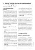 Deutsch, Sprache, Didaktik, Sprachbewusstsein, Umgang mit Leserechtschreibschwäche, LRS, förderung, deutschdidaktik